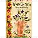 2015 Simple Life Monthly Pocket Planner by Karen H. Good: Calendar Cover