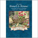 2015 Heart & Home Monthly Pocket Planner by Susan Winget: Calendar Cover
