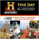 2015 This Day In History Wall Calendar by History Channel: Calendar Cover