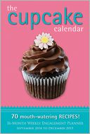 2015 Cupcake Weekly Engagement Calendar by Quintet: Calendar Cover