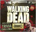 2015 Walking Dead Trivia, The Box Calendar by AMC: Calendar Cover