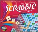 2015 Scrabble Box Calendar by ACCO Brands USA LLC: Calendar Cover