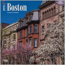 2015 Boston Wall Calendar by BrownTrout: Calendar Cover