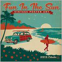 2015 Fun In The Sun Wall Calendar by Anderson Design Group: Calendar Cover