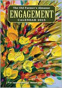 The Old Farmer's Almanac 2015 Engagement Calendar by Old Farmer's Almanac: Calendar Cover