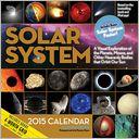 2015 Solar System Wall Calendar by Marcus Chown: Calendar Cover