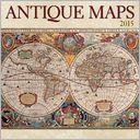 2015 Mini Antique Maps Calendar by Ziga Media: Calendar Cover