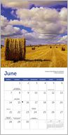 2015 Mini Clouds Calendar by Ziga Media: Calendar Cover