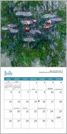 2015 Mini Monet Calendar by Ziga Media: Calendar Cover