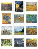 2015 Van Gogh Mini Wall Calendar by Vincent Van Gogh: Calendar Cover
