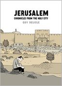 Jerusalem by Guy Delisle: Book Cover