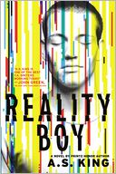 Reality Boy by A.S. King: Book Cover