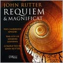 John Rutter: Requiem & Magnificat by John Rutter: CD Cover