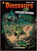 Dinosaurs Graphic Novels Boxed Set by Arnaud Plumeri: Book Cover