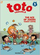 Toto Trouble #3 by Thierry Coppee: Book Cover