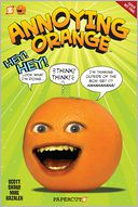 Annoying Orange Graphic Novels Boxed Set Vol. #4-6 by Scott Shaw!: Book Cover