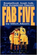 Fab Five by Mitch Albom: Book Cover