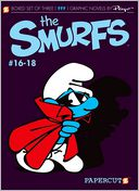 The Smurfs Graphic Novels Boxed Set by Peyo: Book Cover