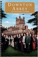 2015 Downton Abbey Engagement Calendar by Workman Publishing: Calendar Cover