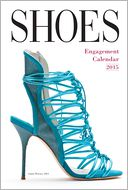 2015 Shoes Engagement Calendar by Workman Publishing: Calendar Cover