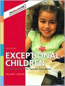 Exceptional Children by William L. Heward: Book Cover