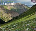 2015 Colorado, Wild & Scenic Deluxe Wall Calendar by BrownTrout: Calendar Cover