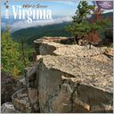 2015 Virginia, Wild & Scenic Wall Calendar by BrownTrout: Calendar Cover