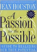 Passion for the Possible by Jean Houston: Book Cover