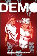 Demo by Brian Wood: Book Cover