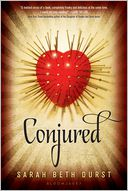 Conjured by Sarah Beth Durst: Book Cover