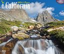 2015 California, Wild & Scenic Deluxe Wall Calendar by BrownTrout: Calendar Cover