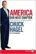 America by Chuck Hagel: Book Cover