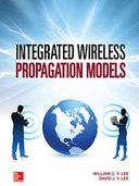 Integrated Wireless Propagation Models by William Lee: NOOK Book Cover