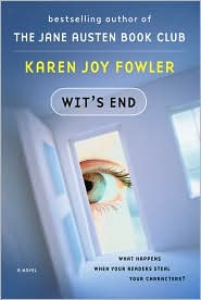 Wit's End by Karen Joy Fowler: Book Cover