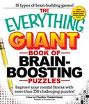 The Everything Giant Book of Brain-Boosting Puzzles by Charles Timmerman: Book Cover