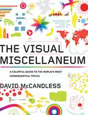 The Visual Miscellaneum by David McCandless: NOOK Book Cover