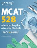 Kaplan MCAT 528 by Kaplan: NOOK Book Cover