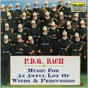 P.D.Q. Bach: Music for an Awful Lot of Winds & Percussion by P.D.Q. Bach: CD Cover