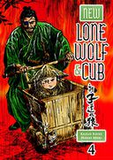 New Lone Wolf and Cub Volume 4 by Kazuo Koike: Book Cover