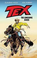 Tex by Joe Kubert: Book Cover