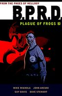B.P.R.D by Mike Mignola: Book Cover