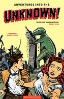 Adventures into the Unknown Archives Volume 4 by Various: Book Cover