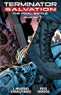 Terminator Salvation by J. Michael Straczynski: Book Cover