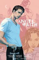 Angel and Faith by Christos Gage: Book Cover