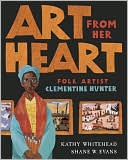 Art from Her Heart by Kathy Whitehead: Book Cover