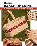 Basic Basket Making by Linda Franz: Book Cover