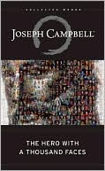 The Hero with a Thousand Faces by Joseph Campbell: Book Cover