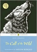 The Call of the Wild by Jack London: Book Cover