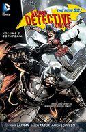 Batman by John Layman: Book Cover