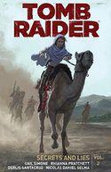 Tomb Raider Volume 2 by Gail Simone: Book Cover